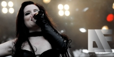 Sirenia Norway Rock 2009 v5