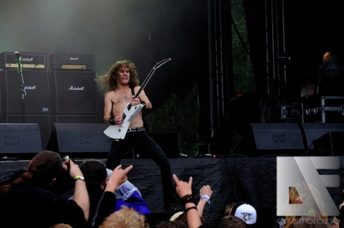 Airbourne Norway Rock Festival 2010 v2
