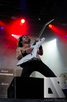Airbourne Norway Rock Festival 2010 v4