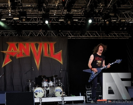 Anvil Norway Rock Festival 2010 v1