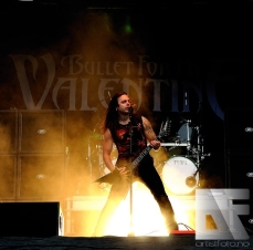 Bullet For My Valentine Norway Rock Festival 2010 v2