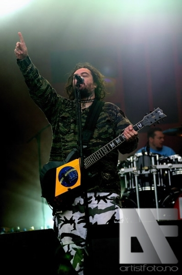 Cavalera Conspiracy Norway Rock Festival 2010 v3