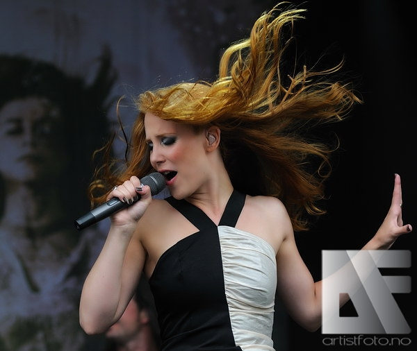 Epica Norway Rock Festival 2010 v5