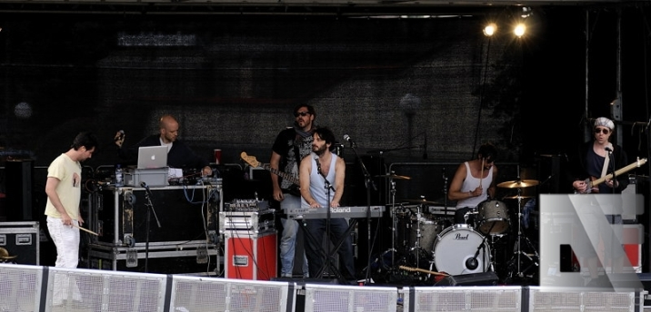 Kalabresse & His Rumpelorchestra Oslo Live 2010 v1