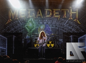 Megadeth Norway Rock Festival 2010 v7