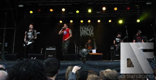 Mongo Ninja Oslo Live 2010 v1