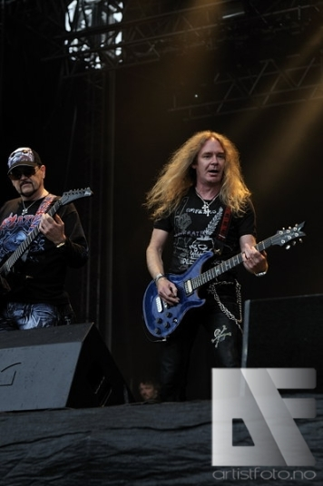 Saxon Norway Rock Festival 2010 v2