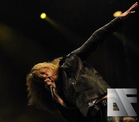 Sebastian Bach Norway Rock Festival 2010 v3