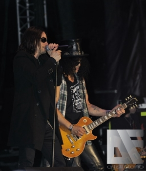 Slash Norway Rock Festival 2010 v1