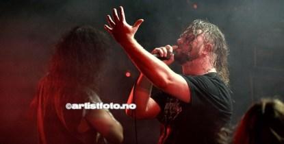 Vokalist Blood Red Throne, Yngve«Bolt»Christiansen
