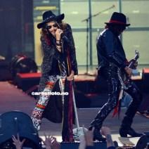 Aerosmith, med Steven Tyler i spissen ble en rocka opplevelse, vi ikke glemmer med det første.