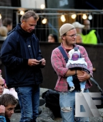 Jan K Transeth kom helt fra fra Kristiansand til Fjellparken