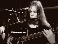 Benedicte Gran leverte en solid konsert på Sjøboden Live Scene