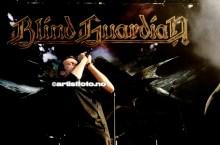 Hansi Kürschs og Blind Guardian leverte en bra konsert på Øyesletta på åpningsdagen torsdag