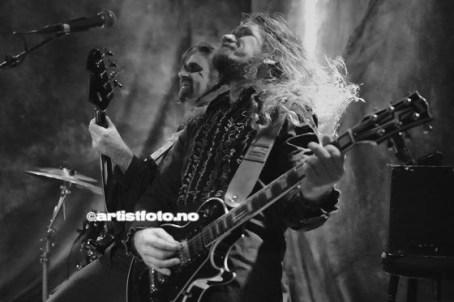 Åsgeir Størdal på gitar