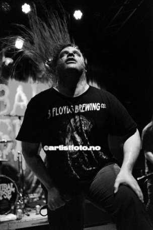 Vokalist Corpsegrinde