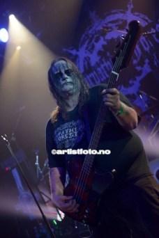 Bassist Daniel Vrangsinn