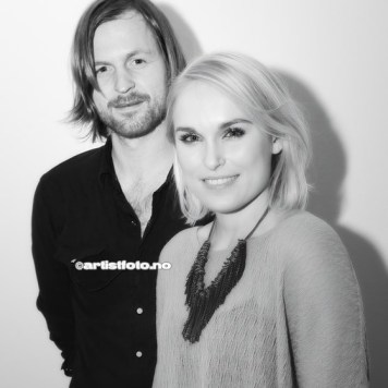 Thomas Stenersen og Eva Weel Skram, bedre kjent som Eva & The Heartmaker