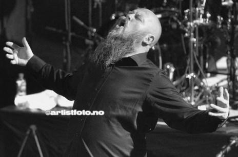 Vokalist Kjetil Nordhus