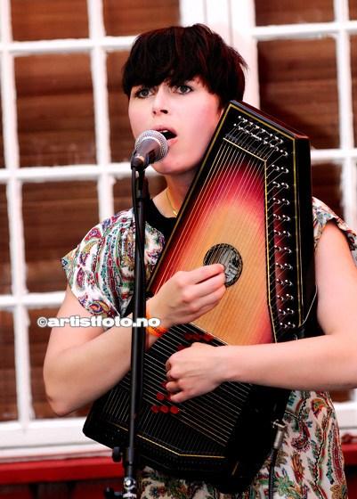 Hilde Marie Kjersem leverte en strålende konsert