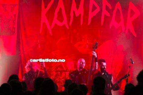Kampfar, Foto: Bror Olav Skrede
