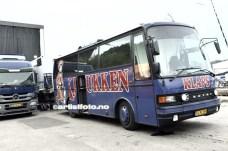 Denne bussen har Kim Larsen reist rundt med i mange år