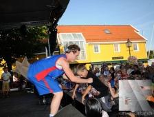 Kristian and fra herli land Skalldyrfestivalen 2009 v2