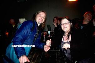 Messel fortalte at Ræga Råkkers i juli inntar Kristiansands utesteder med en ukes pub til pub turne.