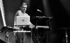 Hardcore electronica og Leftfield trakk bra med publikum