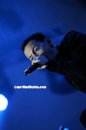Chester bennington i Linkin Park