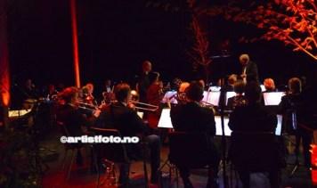 Mandal Byorkester og Lill LIndfors_2015©Artistfoto.no_015