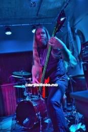 Bassplayer og viking, Bengt Orstad