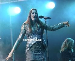 Vokalist Floor Jansen