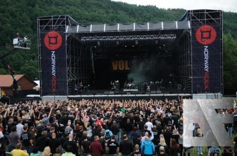 Norway Rock 2008.8