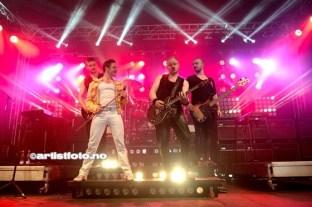 Queen Machine var festivalens store overraskelse