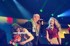 Husker du Rednex? Det var et gøyalt gjensyn med de energiske artistene! de spilte for 8000 publikummere denne lørdagskvelden i Sørmarka Arena