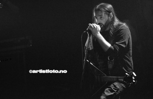 Sakis Tolis har vært med i bandet siden starten i 1987