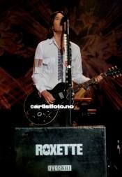 Per Gessle , Roxette , Odderøya Live 2012. Foto Svein Erik Nomeland