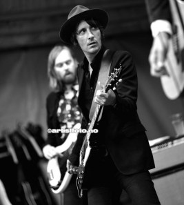 Gitarist Christer Knutsen