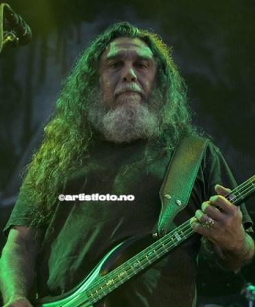 Tom Araya i Slayer
