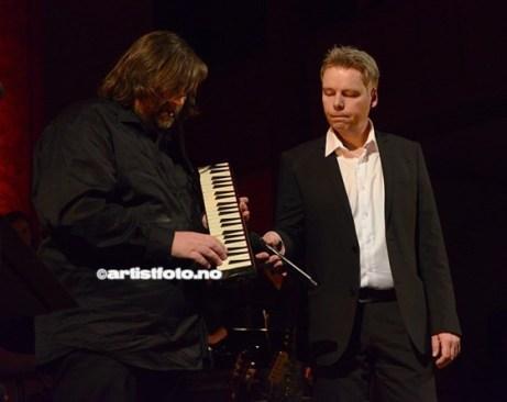 Stein Austrud og Even Lohne