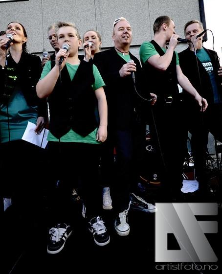 Team Thom Bydelsfesten 2011 v6