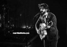 Thomas Dybdahl leverte en solid konsert i Kilden