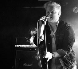 Vokalist i Tiebreaker, Thomas Espeland Karlsen