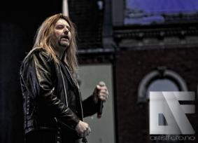 Tony Mills med TNT s konset uder Vinterlyd 3. mars 2011