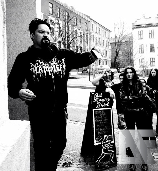True Norwegian Black Metal Sightseeing Tour Anders Odden