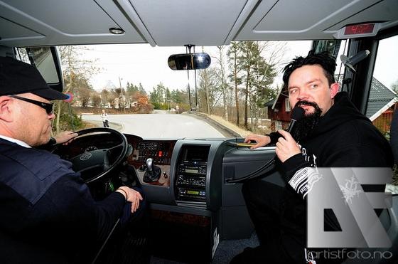 True Norwegian Black Metal Sightseeing Tour Anders Odden2