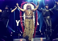 Village People leverte et bra show som fenget publikum
