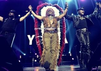 Village People leverte et bra show som fenget publikum
