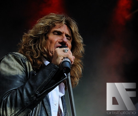 Whitesnake David Coverdale Larvik .v1